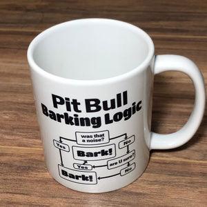 Pitbull Logic Mug